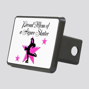 SKATING MOM Rectangular Hitch Cover