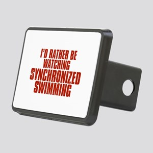 I'd Rather Be Watching Synchronized Swimming Recta