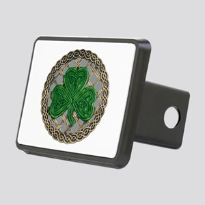 Shamrock And Celtic Knots Hitch Cover
