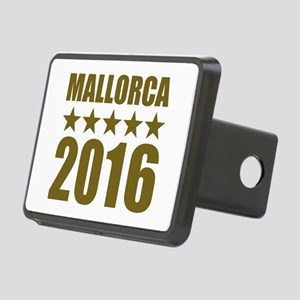 Mallorca 2016 Rectangular Hitch Cover