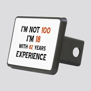 100 year old designs Rectangular Hitch Cover