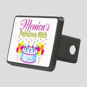 SNAZZY 60TH DIVA Rectangular Hitch Cover