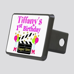 PERSONALIZED 1ST Rectangular Hitch Cover