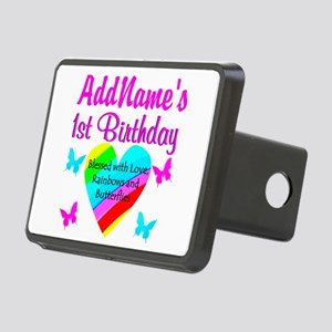 JOYOUS 1 YR OLD Rectangular Hitch Cover