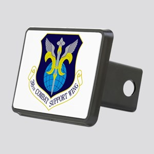 38th CSW Rectangular Hitch Cover