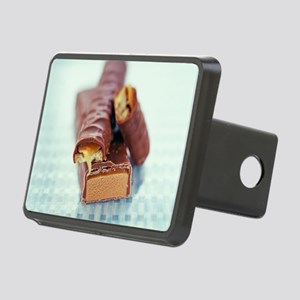 Chocolate bars Rectangular Hitch Cover