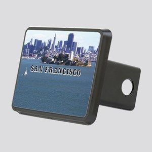 SanFrancisco_6x6_v2_Alcatr Rectangular Hitch Cover