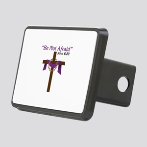 Be Not Afraid John 6:20 Hitch Cover