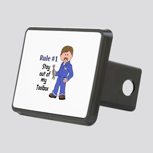 STAY OUT OF MY TOOLBOX Hitch Cover