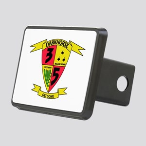 3rd Battalion 5th Marines Rectangular Hitch Coverl