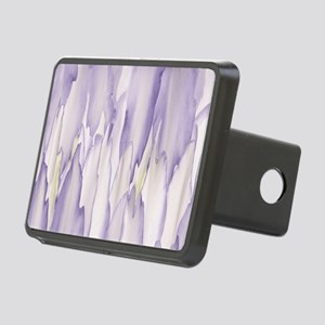 Abstract Orchid Painting Rectangular Hitch Cover