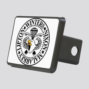 Band of Brothers Crest Rectangular Hitch Cover