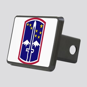 172nd Infantry Brigade Rectangular Hitch Cover
