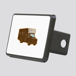 Campervan Motorhome Retro Hitch Cover