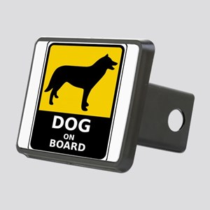 Dog On Board Hitch Cover