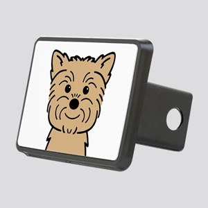 Affenpinscher Face Rectangular Hitch Cover