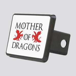 Mother Of Dragons Rectangular Hitch Cover