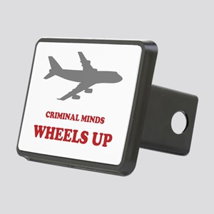 Criminal Minds: Wheels Up Hitch Cover