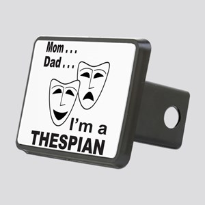 ACTOR/ACTRESS/THESPIAN Rectangular Hitch Cover