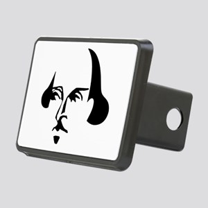 shakespeare-simple Rectangular Hitch Cover