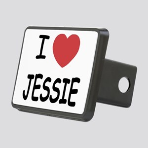 JESSIE Rectangular Hitch Cover