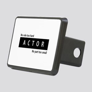 Actor Rectangular Hitch Cover
