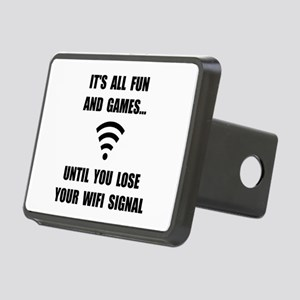 Lose Your WiFi Rectangular Hitch Cover