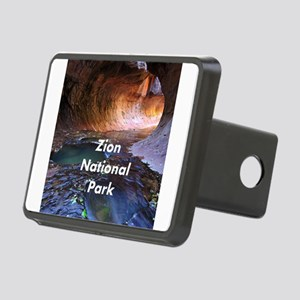 Zion National Park Rectangular Hitch Cover