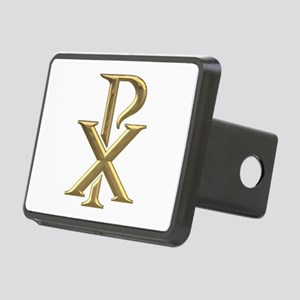 Golden 3-D Chiro Hitch Cover