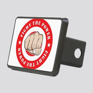 Fight The Power Hitch Cover