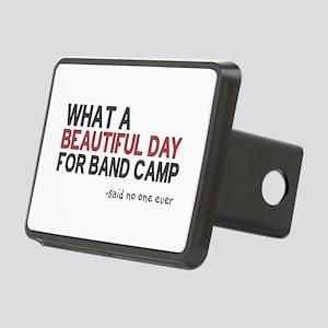 Band Camp Rectangular Hitch Cover
