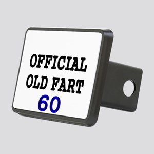 OFFICIAL OLD FART 60 Hitch Cover