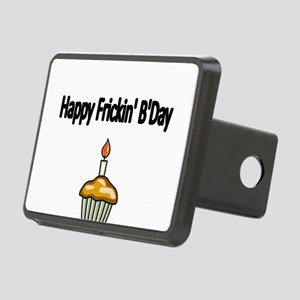Happy Frickin Bday Hitch Cover