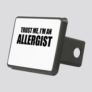 Trust Me, Im An Allergist Hitch Cover