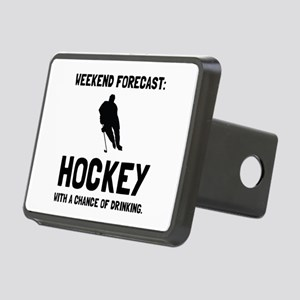 Weekend Forecast Hockey Hitch Cover