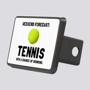Weekend Forecast Tennis Hitch Cover