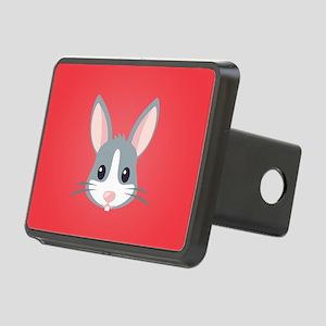 Rabbit Rectangular Hitch Cover