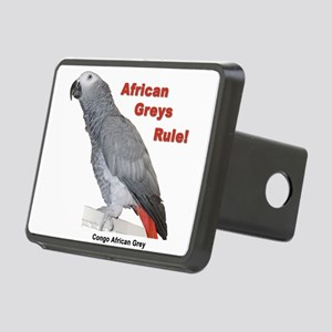 African Greys Rule Hitch Cover