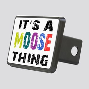 moosething Rectangular Hitch Cover