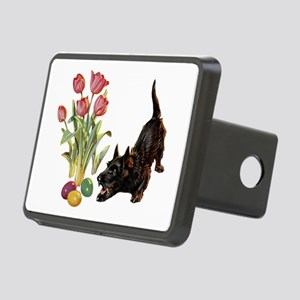 EASTER_SCOTTYx copy Rectangular Hitch Cover