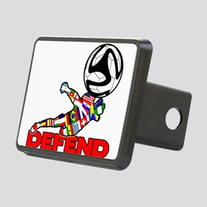 Goalie Defend Hitch Cover