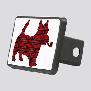 Scottish Terrier Tartan Hitch Cover