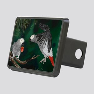 Greys in the Wild Rectangular Hitch Cover