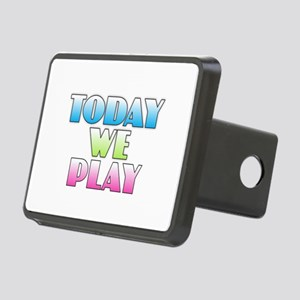 Today We Play Rectangular Hitch Cover