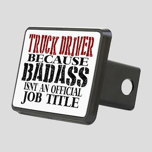 Badass Trucker Hitch Cover