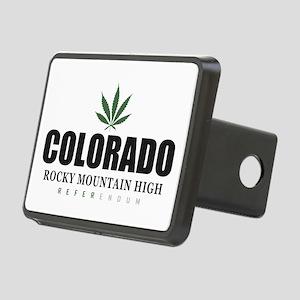 Colorado Referendum Rectangular Hitch Cover