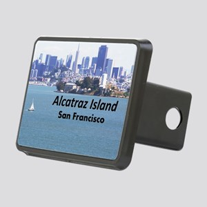 SanFrancisco_11x9_Alcatraz Rectangular Hitch Cover