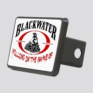blackwater rev Rectangular Hitch Cover