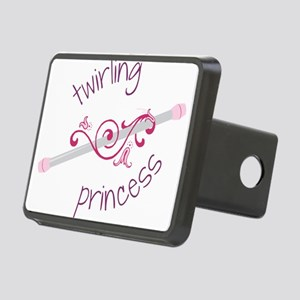Twirling Princess Hitch Cover