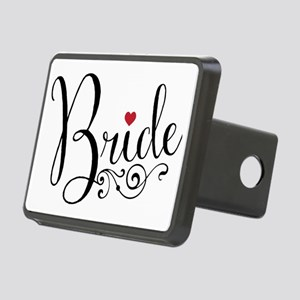 Elegant Bride Rectangular Hitch Cover